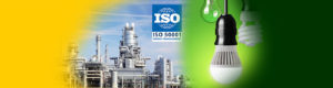 ISO 50001, Energy Management System, Transportation, Telecom & Energy