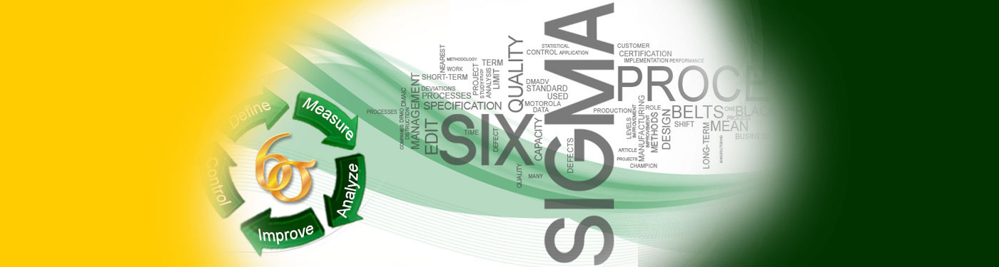 ISO 13053, Six Sigma Methodology
